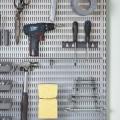 Короткий крючок 5шт - Применение в гаражe