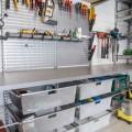 Кронштейн, графіт - Застосування в гаражe
