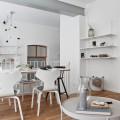 Боковина кронштейна, графит - Применение на кухне