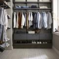 Декор фасад - Применение в гардеробной
