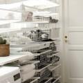 Боковой лоток для кронштейна 40см - Применение в постирочнной, ванной