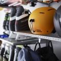 Проволочная полка - Применение в гаражe