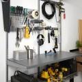 Кронштейн під нахилом - Застосування в гаражe