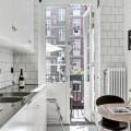 Колеса для стелажу 4шт - Застосування на кухні