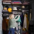 Универсальный крючок 3шт - Применение в гардеробной
