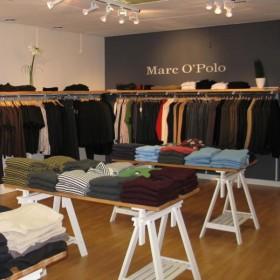 Торгове обладнання для магазину одягу