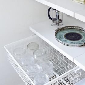 Зберігання посуди на кухні
