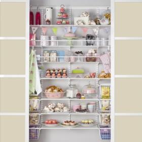 Зберігання продуктів на кухні