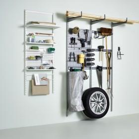 Система зберігання у гаражі