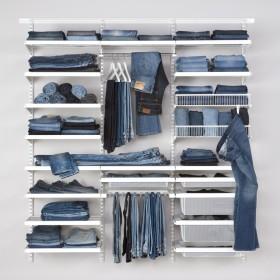 Стильна гардеробна