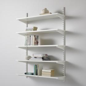 Дизайн полиць для гардеробних