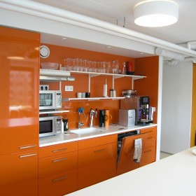 Система хранения на кухне