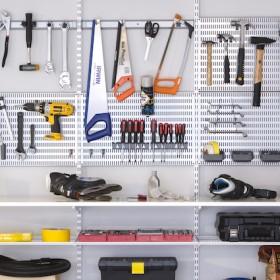 Система хранения в гараже