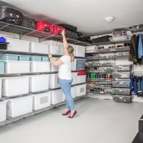 Гараж організувати зберігання