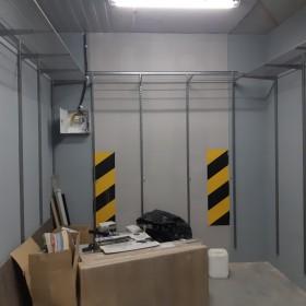 Система хранения Elfa в гараже