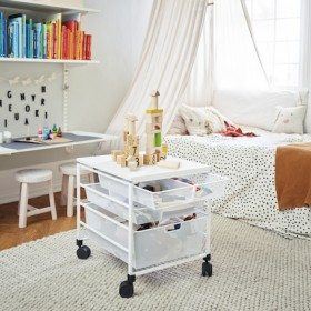 Система зберігання Elfa для дитячої кімнати