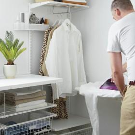 Система зберігання в пральні