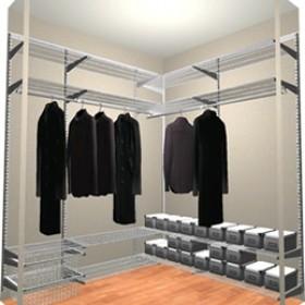 Гардеробна кімната